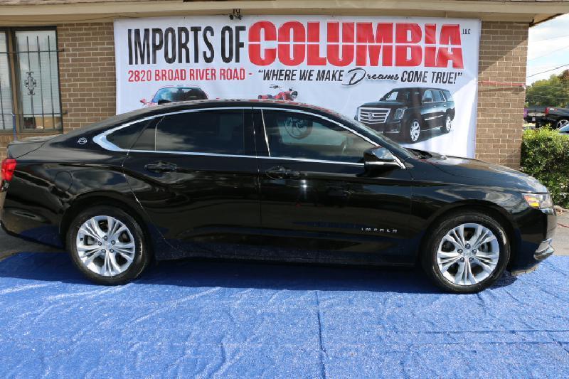 2014 Chevrolet Impala LT 4dr Sedan w/2LT - Columbia SC