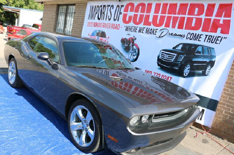2013 Dodge Challenger SXT 2dr Coupe - Columbia SC