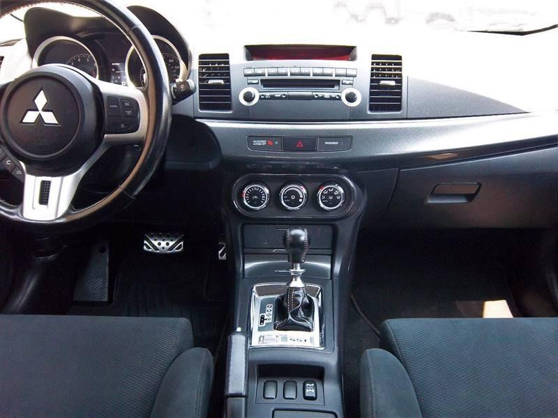 2010 Mitsubishi Lancer AWD Ralliart 4dr Sedan - Ephrata PA