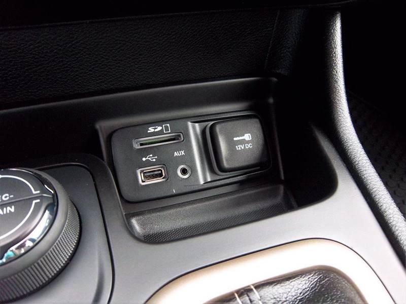 2014 Jeep Cherokee 4x4 Latitude 4dr SUV - Ephrata PA