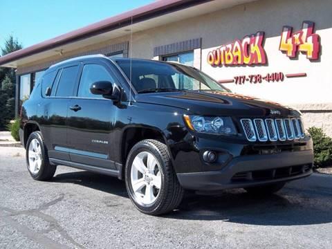 2014 Jeep Compass for sale in Ephrata, PA