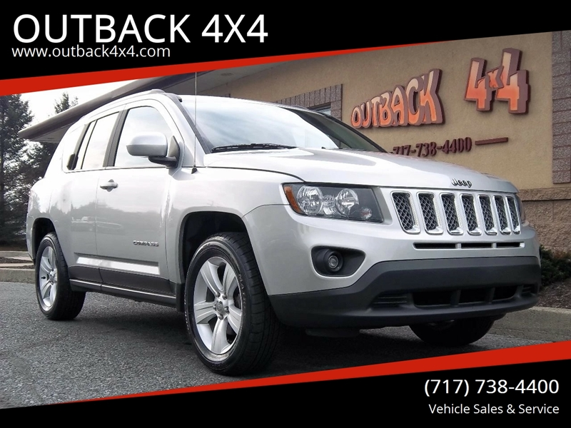 2014 Jeep Compass For Sale At OUTBACK 4X4 In Ephrata PA