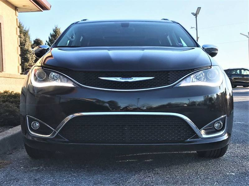2018 Chrysler Pacifica Limited (image 50)