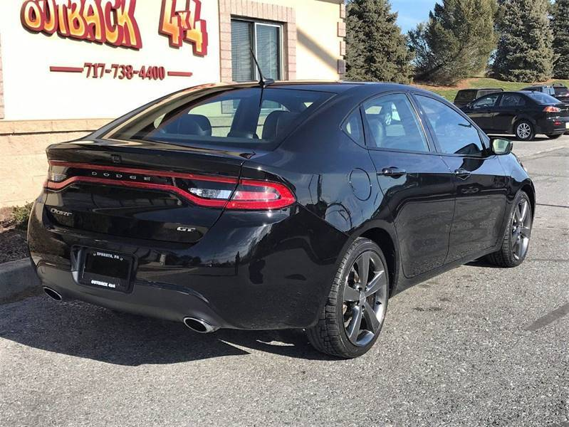 2015 Dodge Dart GT (image 3)