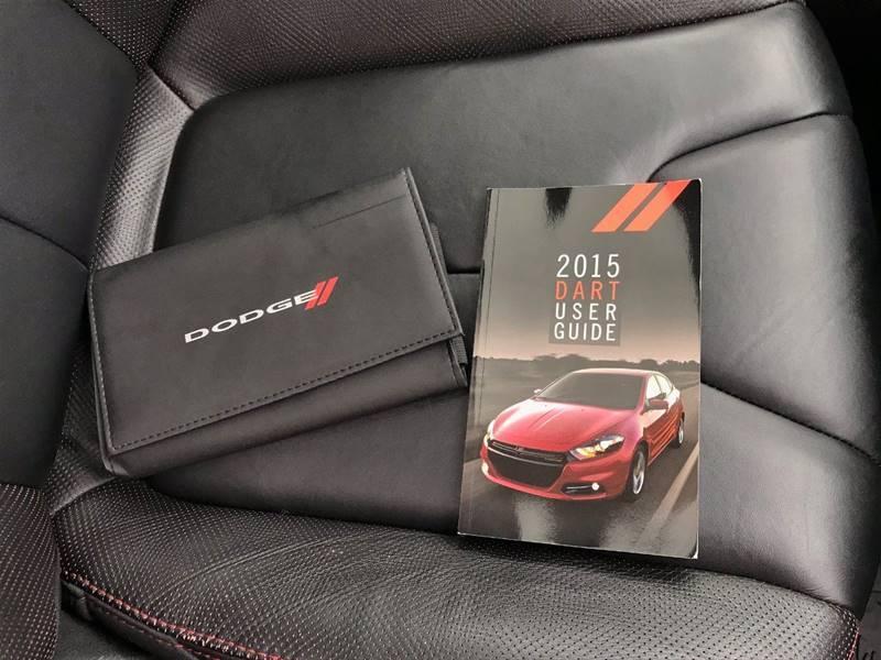 2015 Dodge Dart GT (image 35)
