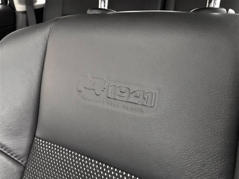2016 Jeep Compass Sport 75th Anniversary (image 34)