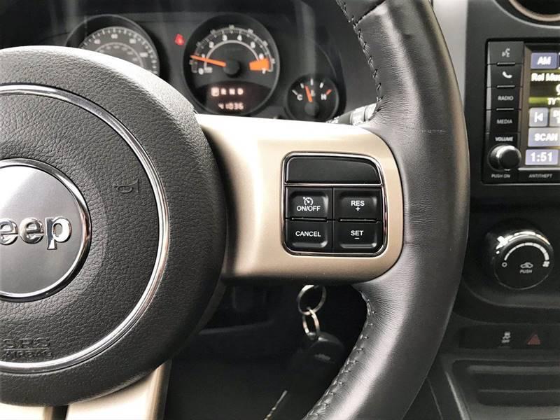 2016 Jeep Compass Sport 75th Anniversary (image 20)