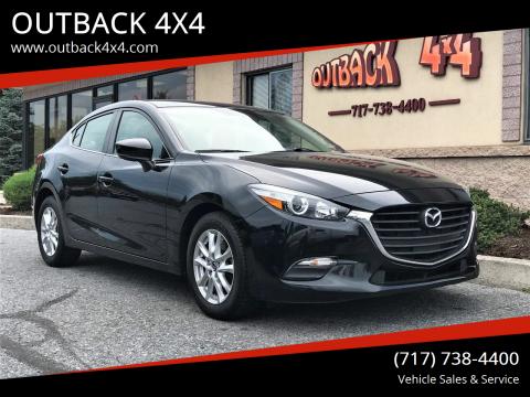 2017 Mazda MAZDA3 for sale at OUTBACK 4X4 in Ephrata PA