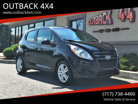 2013 Chevrolet Spark for sale at OUTBACK 4X4 in Ephrata PA