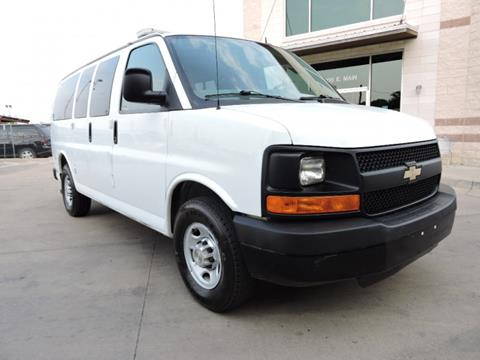 2012 Chevrolet Express Passenger for sale in Grand Prairie, TX