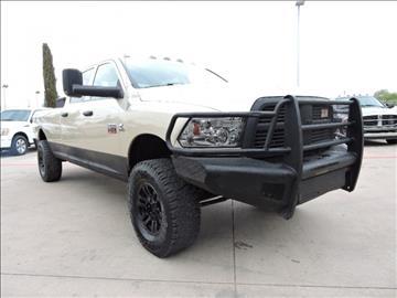 2011 RAM Ram Pickup 3500 for sale in Grand Prairie, TX