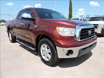 2007 Toyota Tundra for sale in Grand Prairie, TX