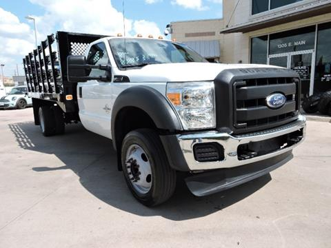 2011 Ford F-450 Super Duty for sale in Grand Prairie, TX