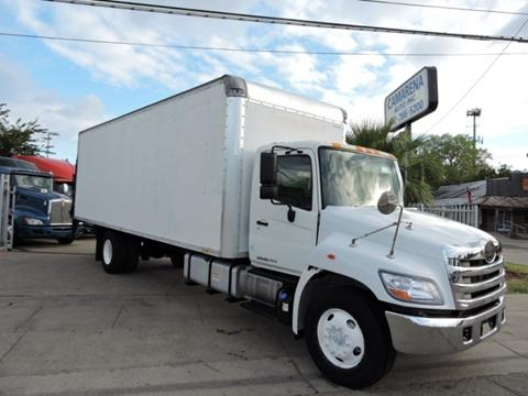 2013 Hino 338 for sale in Grand Prairie, TX