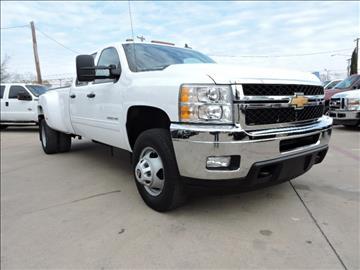 2013 Chevrolet Silverado 3500HD for sale in Grand Prairie, TX