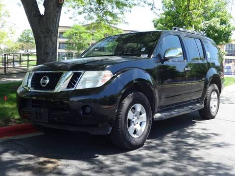 2008 Nissan Pathfinder For Sale >> 2008 Nissan Pathfinder For Sale In Greeley Co