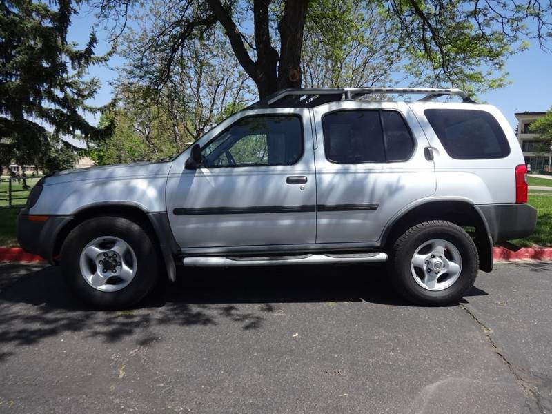 2003 Nissan Xterra Se 4wd 4dr Suv In Greeley Co Classic Auto