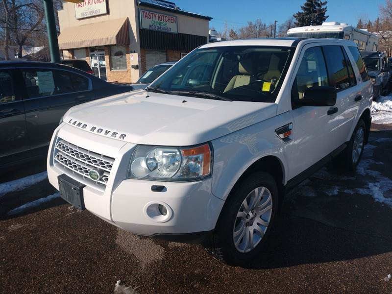 2008 Land Rover Lr2 Awd Se 4dr Suv In Greeley Co Classic Auto