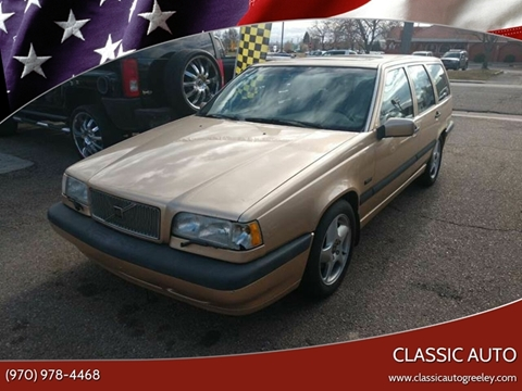 1996 Volvo 850 for sale in Greeley, CO