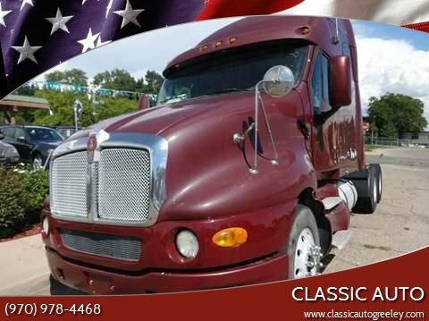 2006 Kenworth T2000 for sale in Greeley, CO