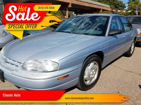 1997 Chevrolet Lumina for sale in Greeley, CO