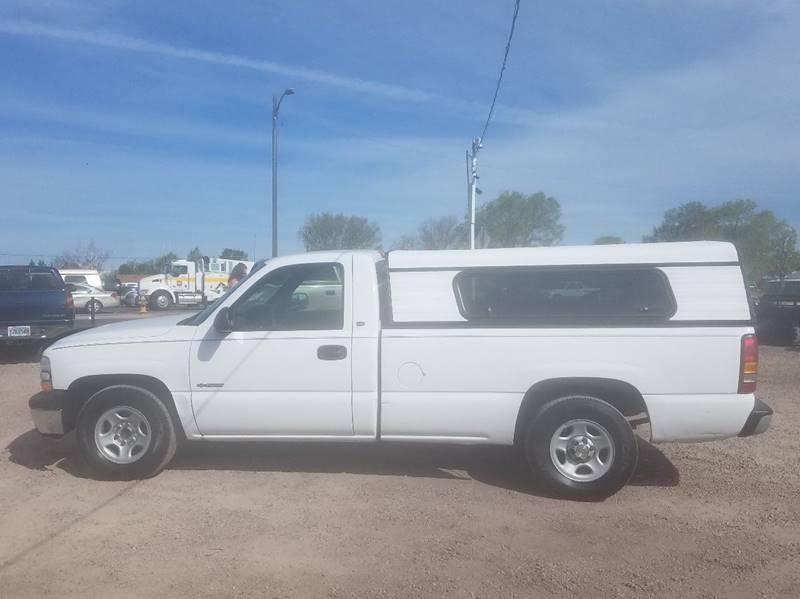 2002 Chevrolet Silverado 1500 2dr Standard Cab 2WD LB - Redmond OR