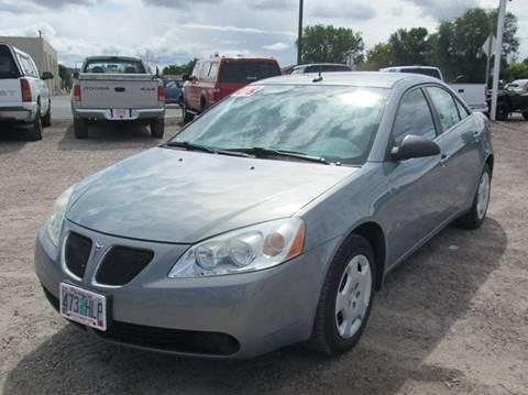 2008 Pontiac G6 for sale in Redmond, OR