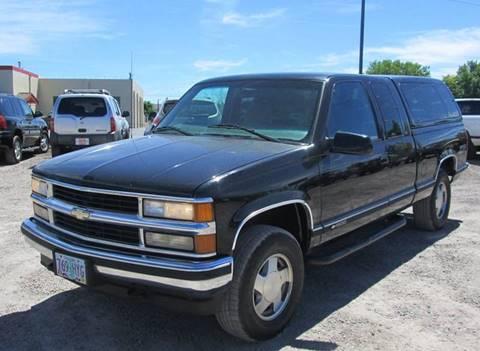 1999 Chevrolet C/K 1500 Series for sale in Redmond, OR