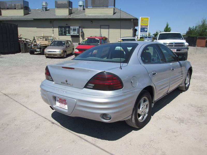1999 Pontiac Grand Am SE 4dr Sedan - Redmond OR