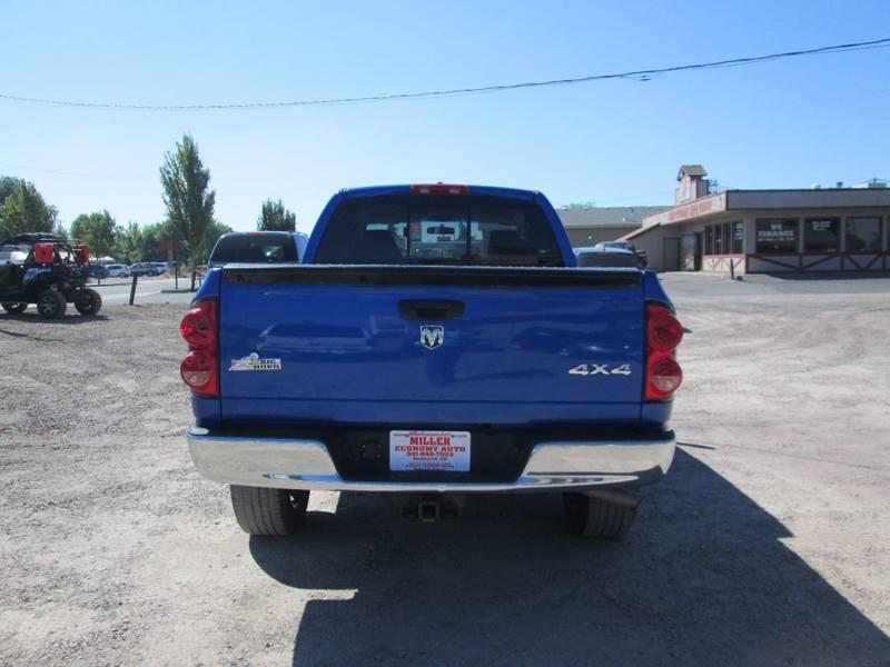 2008 Dodge Ram Pickup 1500 SLT 4dr Quad Cab 4WD SB - Redmond OR