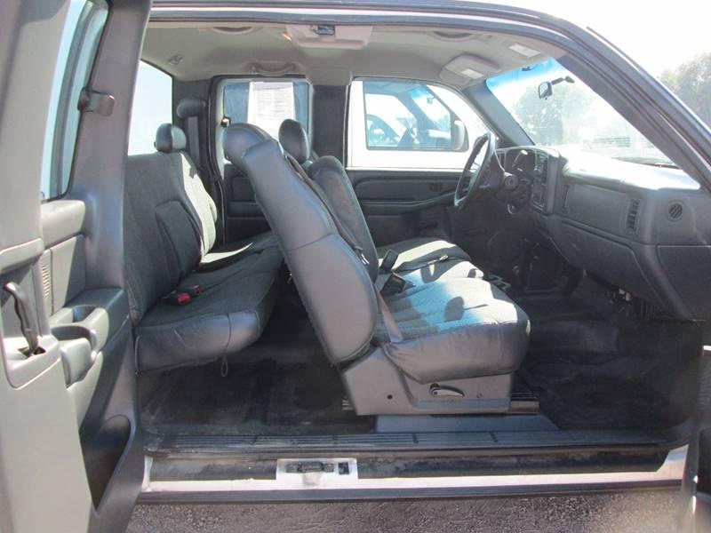 2001 Chevrolet Silverado 1500 4dr Extended Cab 4WD SB - Redmond OR
