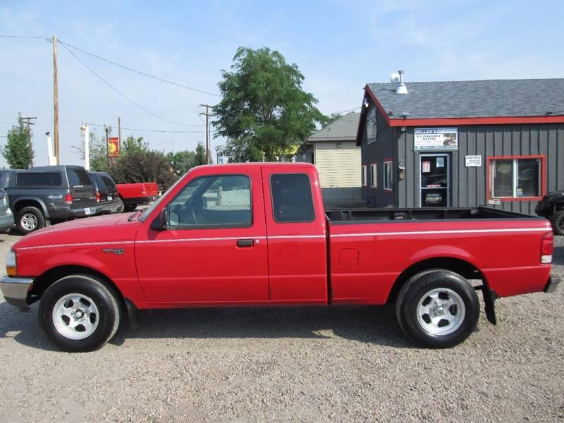 2000 Ford Ranger 2dr XLT Extended Cab SB - Redmond OR
