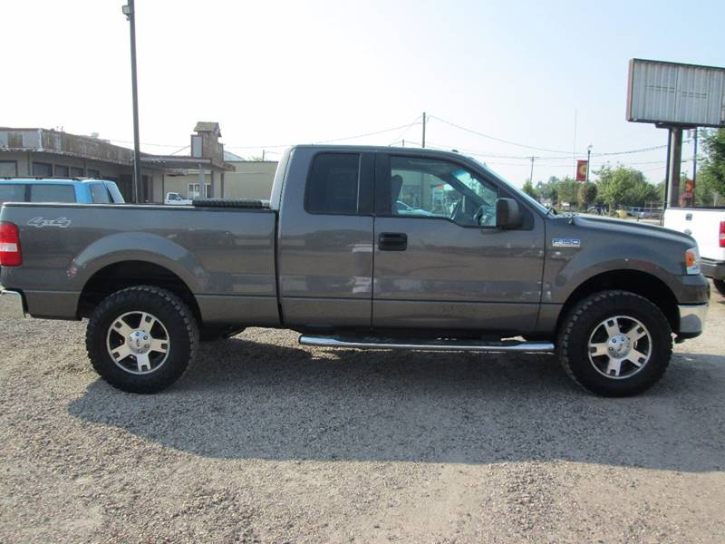 2007 Ford F-150 XLT 4dr SuperCab 4WD Styleside 5.5 ft. SB - Redmond OR