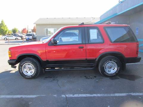 1993 Ford Explorer for sale in Redmond, OR