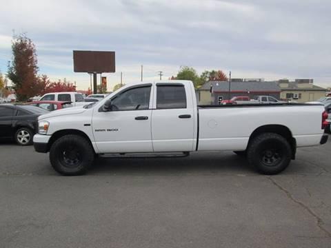 2007 Dodge Ram Pickup 1500 for sale in Redmond, OR