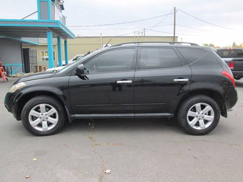 2007 Nissan Murano for sale in Redmond, OR