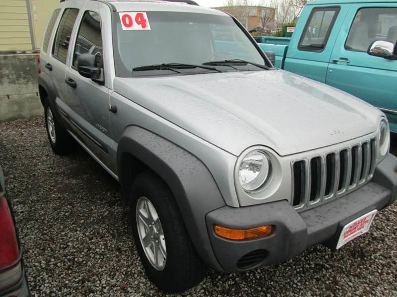 2004 jeep liberty sport 4dr 4wd suv in redmond or miller. Black Bedroom Furniture Sets. Home Design Ideas