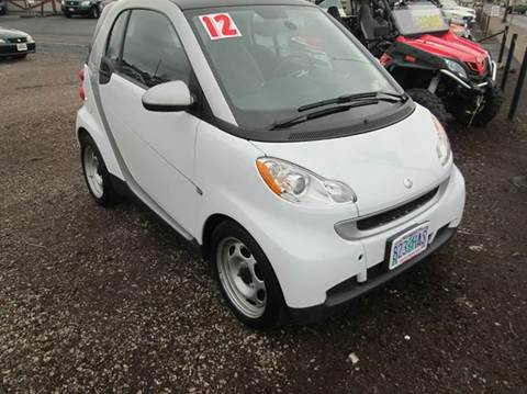 2012 Smart fortwo for sale in Redmond, OR