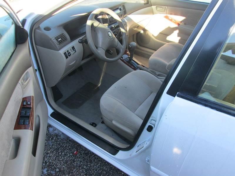 2006 Toyota Corolla CE 4dr Sedan w/Automatic - Redmond OR
