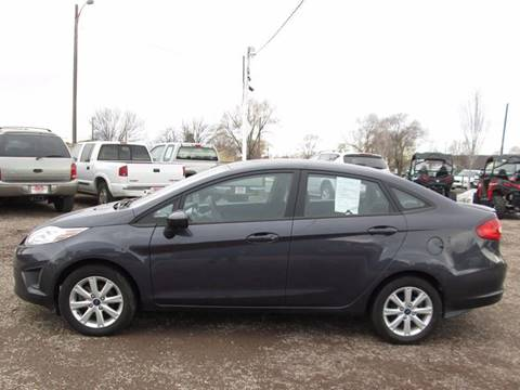 2012 Ford Fiesta for sale in Redmond, OR