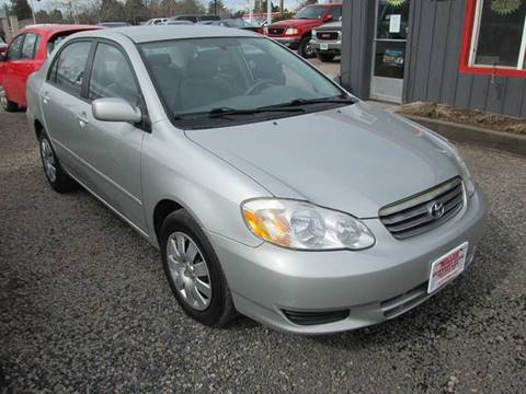 2004 Toyota Corolla for sale in Redmond, OR