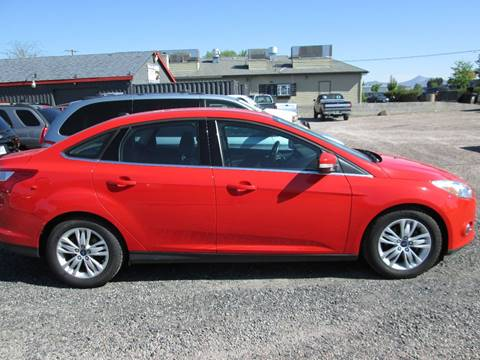 2012 Ford Focus for sale in Redmond, OR