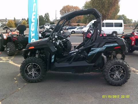 2019 CF Moto Z Force 500 Trail for sale in Redmond, OR