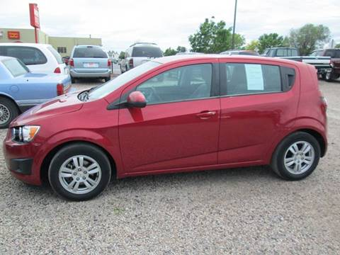 2012 Chevrolet Sonic for sale in Redmond, OR
