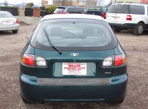 2002 Daewoo Lanos for sale in Redmond, OR