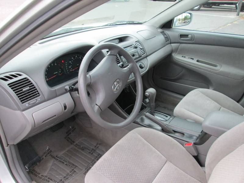 2002 Toyota Camry LE V6 4dr Sedan - Redmond OR