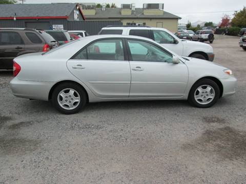2002 Toyota Camry for sale in Redmond, OR