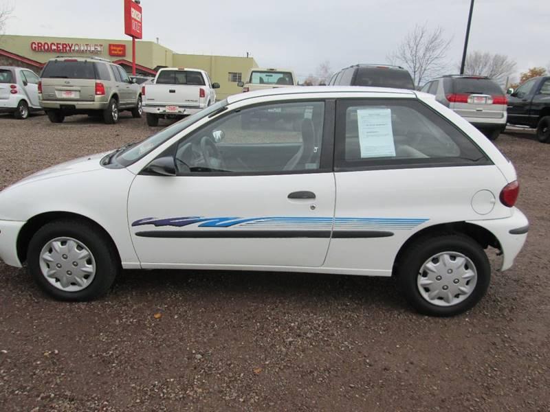 1997 GEO Metro LSi 2dr Hatchback - Redmond OR
