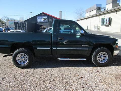 2002 Chevrolet Silverado 1500 for sale in Redmond, OR