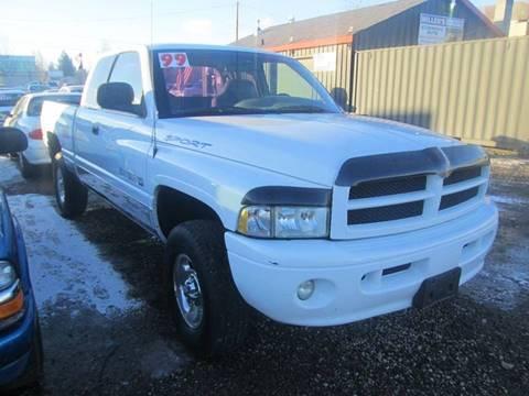 1999 Dodge Ram Pickup 1500 for sale in Redmond, OR
